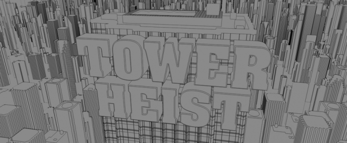 Studio Daily interviews The Ether on building 'Tower Heist' graphics