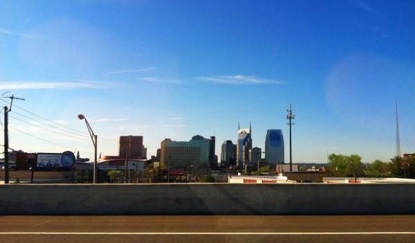 In the city of Nashville, TN.