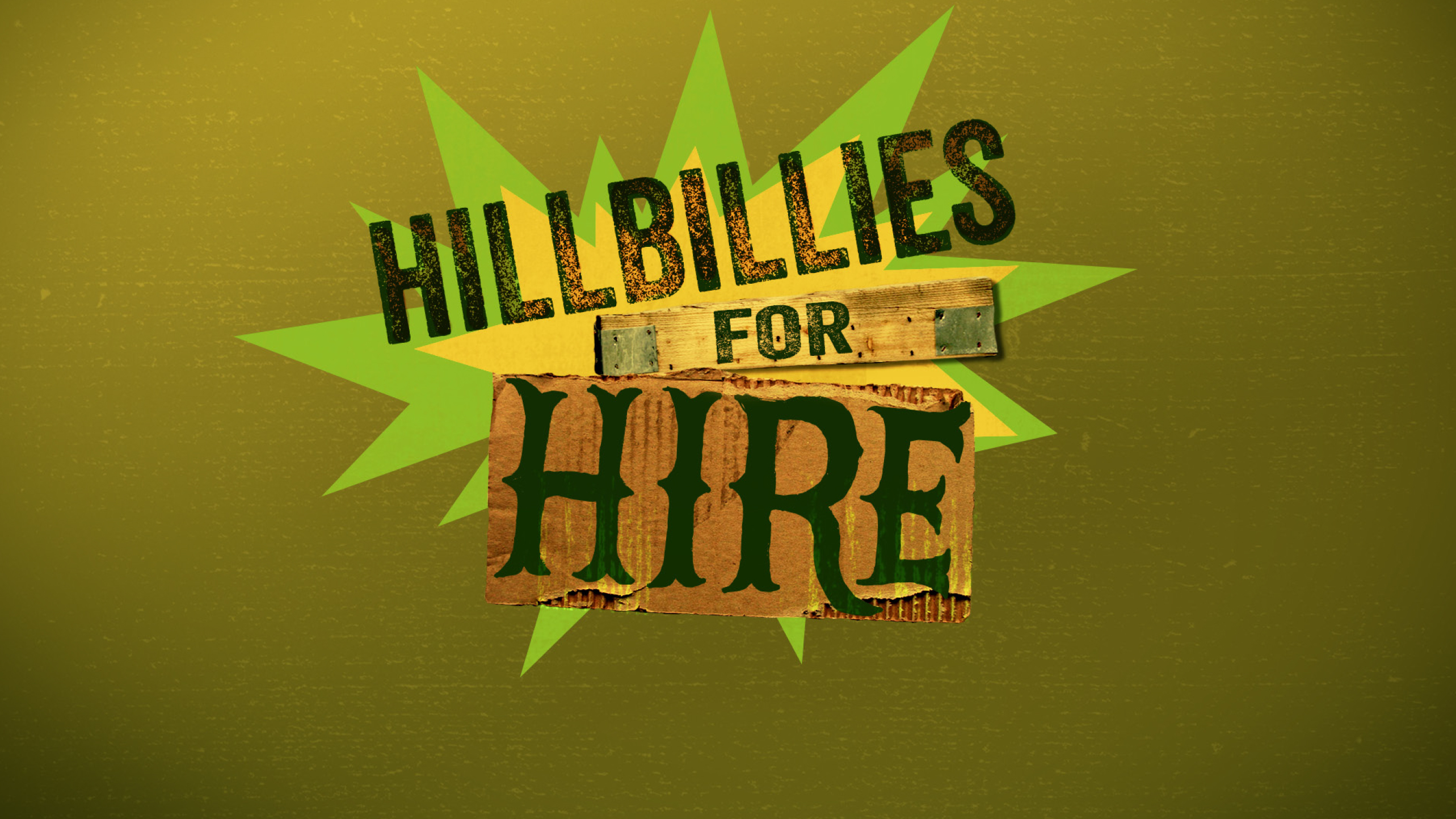 Hillbillies For Hire The Ether