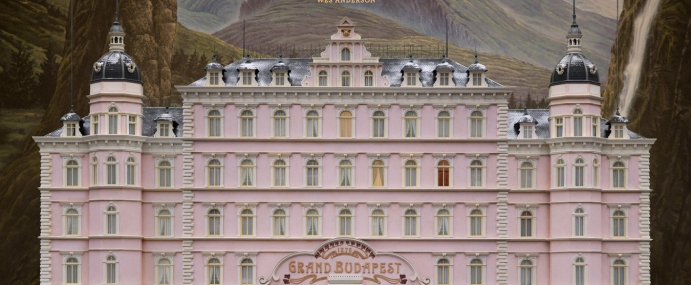 Movie Trailer Monday: The Grand Budapest Hotel