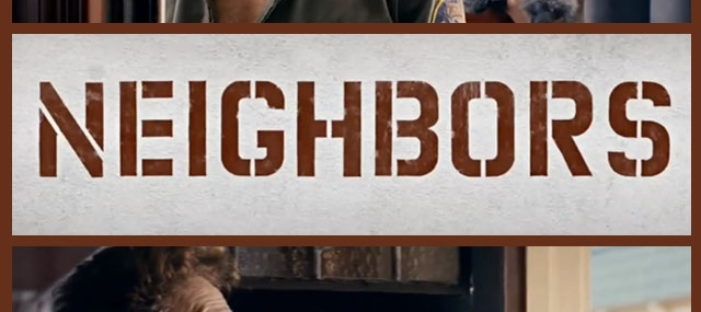 Movie Trailer Monday: NEIGHBORS