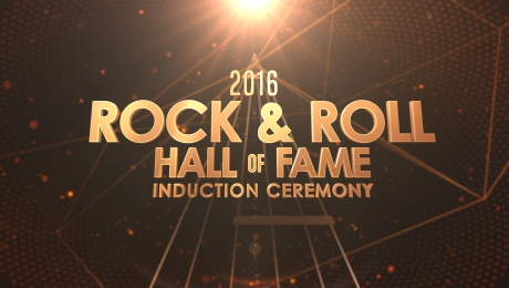 2016 ROCK AND ROLL HALL OF FAME